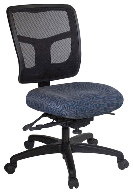 Kare Products Ultimate Mesh Chair Ergo Controls Standard Arms Office Chai