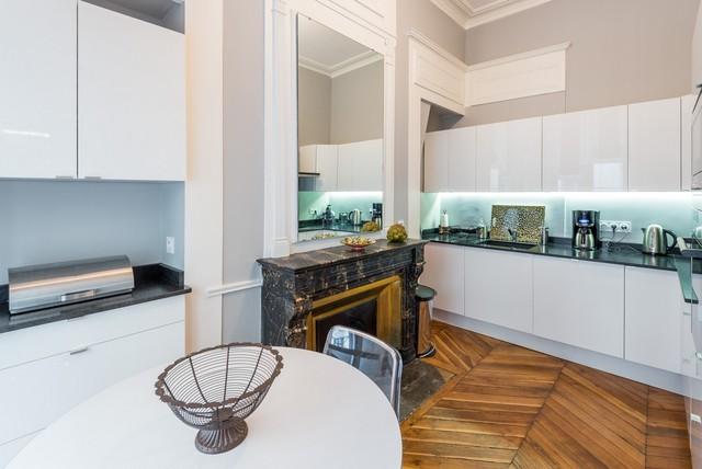 Populaire préféré Appartement Haussmannien Lyon @KF74 | Aieasyspain @PI_78