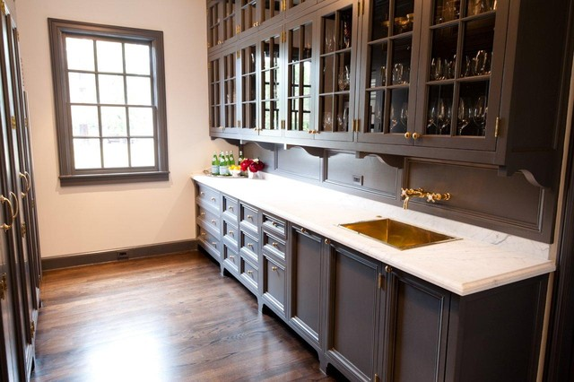 Traditional Living traditional-kitchen