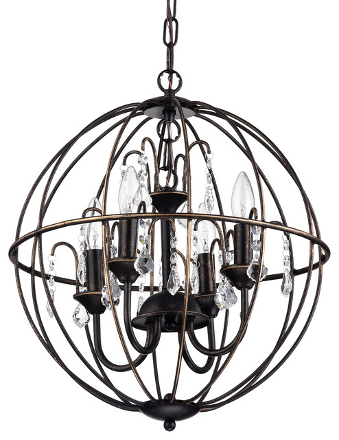 Best Contemporary Chandeliers by Edvivi Lighting
