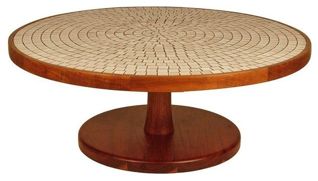 Mid Century Modern Martz Cocktail Table Modern Coffee Tables