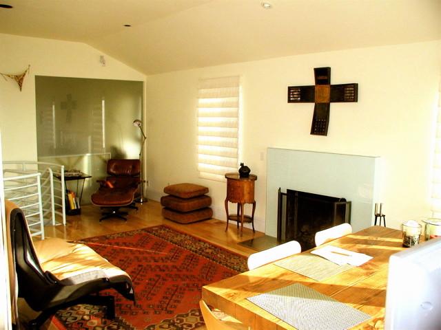 Laguna Beach Family room remodel