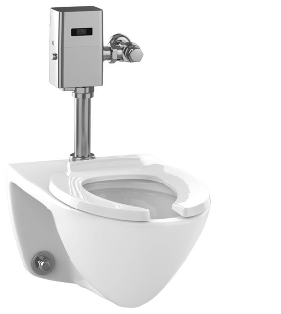 Toto Toilet, CT708E#01 - Contemporary - Toilets - by Kitchen and ...
