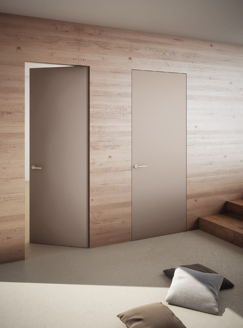 Frameless Interior Doors