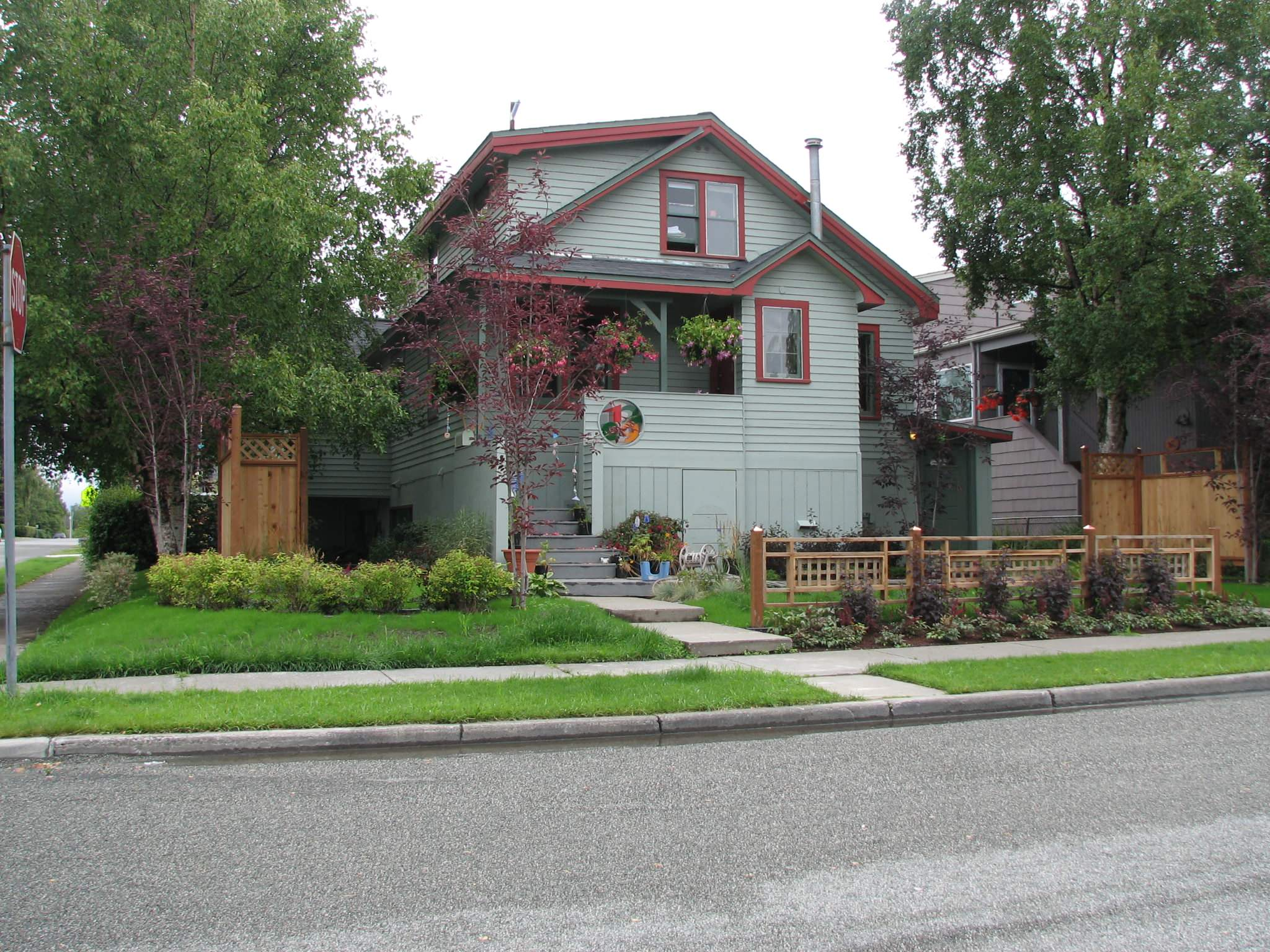 Anchorage Master Plan -    curb appeal
