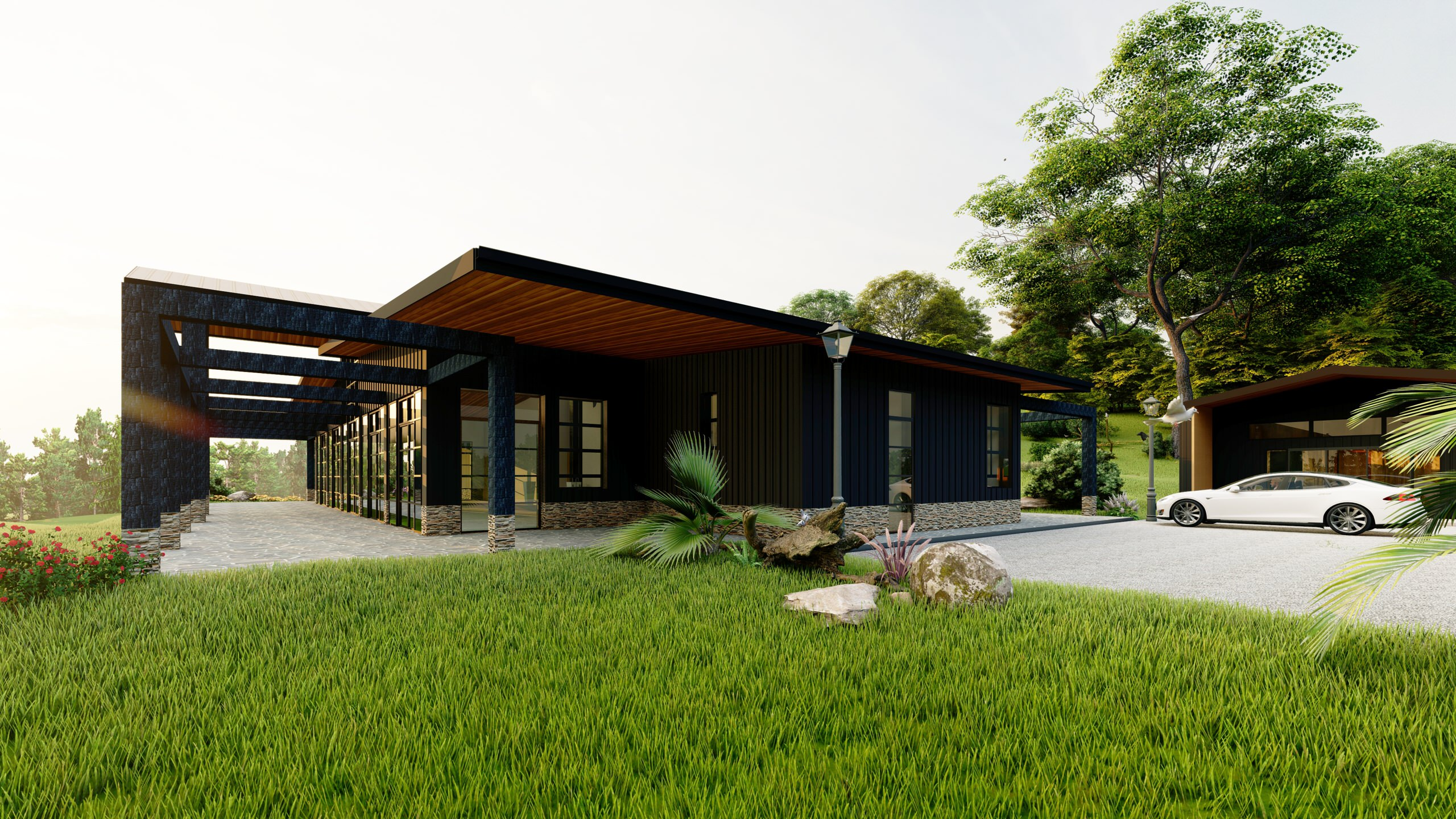 reimagined ranch
