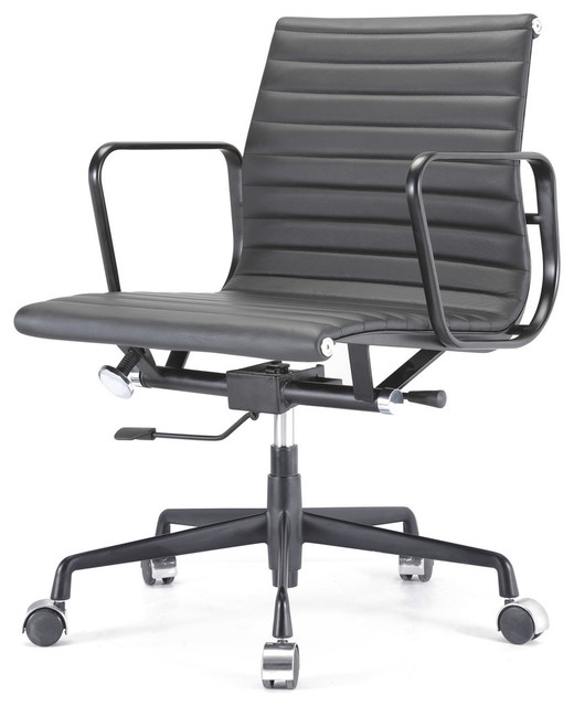 M341 Office Chair All Black