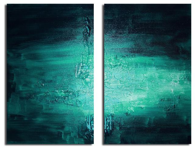 """smash Viiii"" Canvas Wall Art, 2-Piece Set."