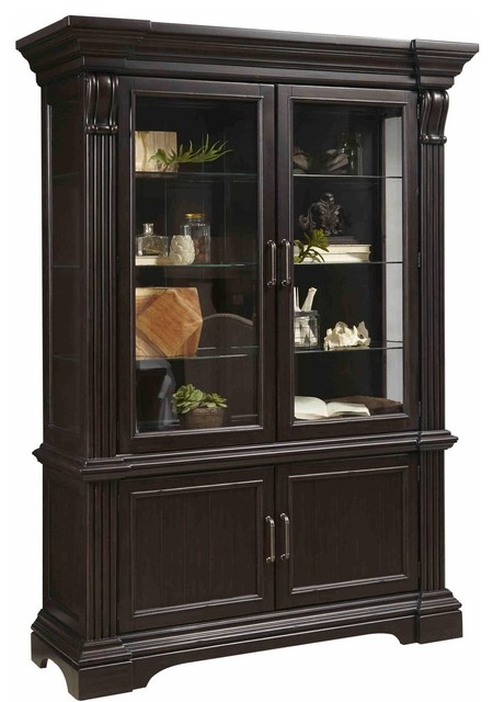 Ski Furniture Caldwell China Cabinet Traditional Cabinets And Hutches By Unlimited Group