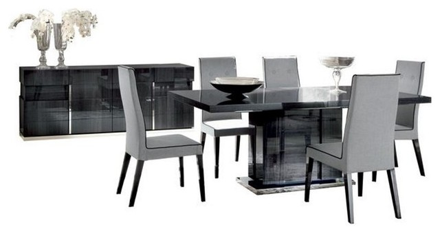 ALF Monte Carlo 8 Piece Dining Set