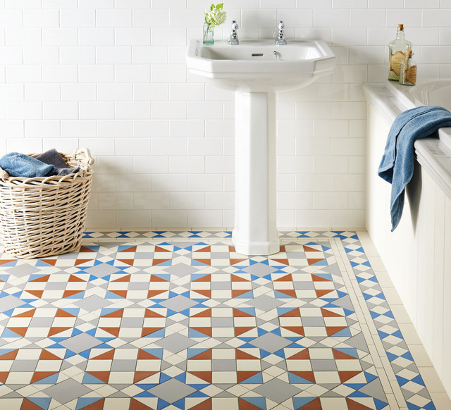 Luxury Victorian Floor Tiles  Traditional  Wall And Floor Tile  Other