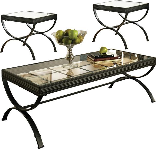 Emerson Em2000 Tables, 3-Piece Set.