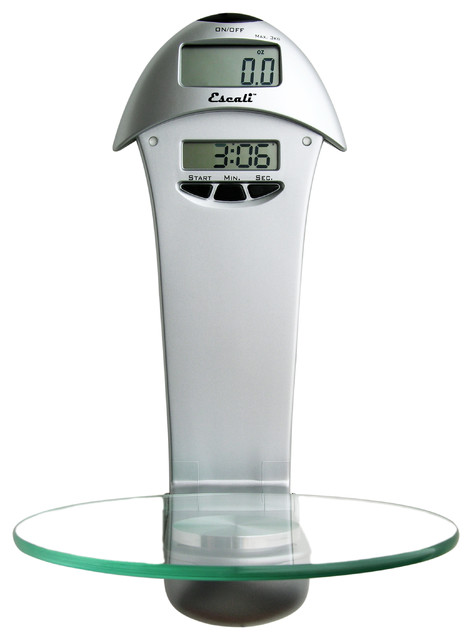 Escali Penduline Wall Mountable Scale Modern Kitchen Scales By Escali