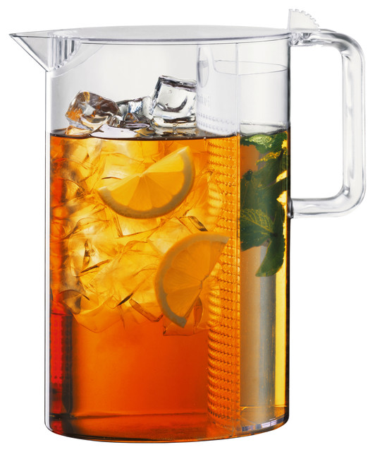 Bodum Ceylon Ice Tea Jug With Filter, 3.0 L, 101 Oz.