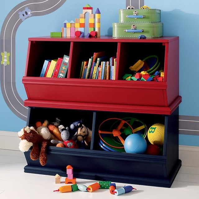 Superb Browsing Online I Found This Great Open Toy Box Idea From The Land Of Nod