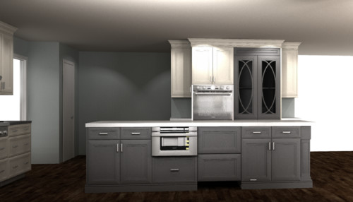 He Also Said That The St. Martin Cabinetry Would Also Work For The Same  Price But That The Door Style And Color Is Limited. YAY Or NAY To Bishop?