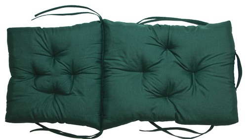 hunter green chair cushion 48 99 for 4 or a piece
