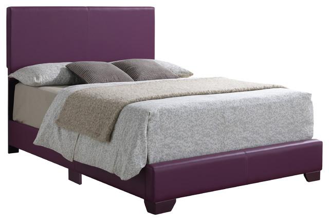 Full Bed Purple