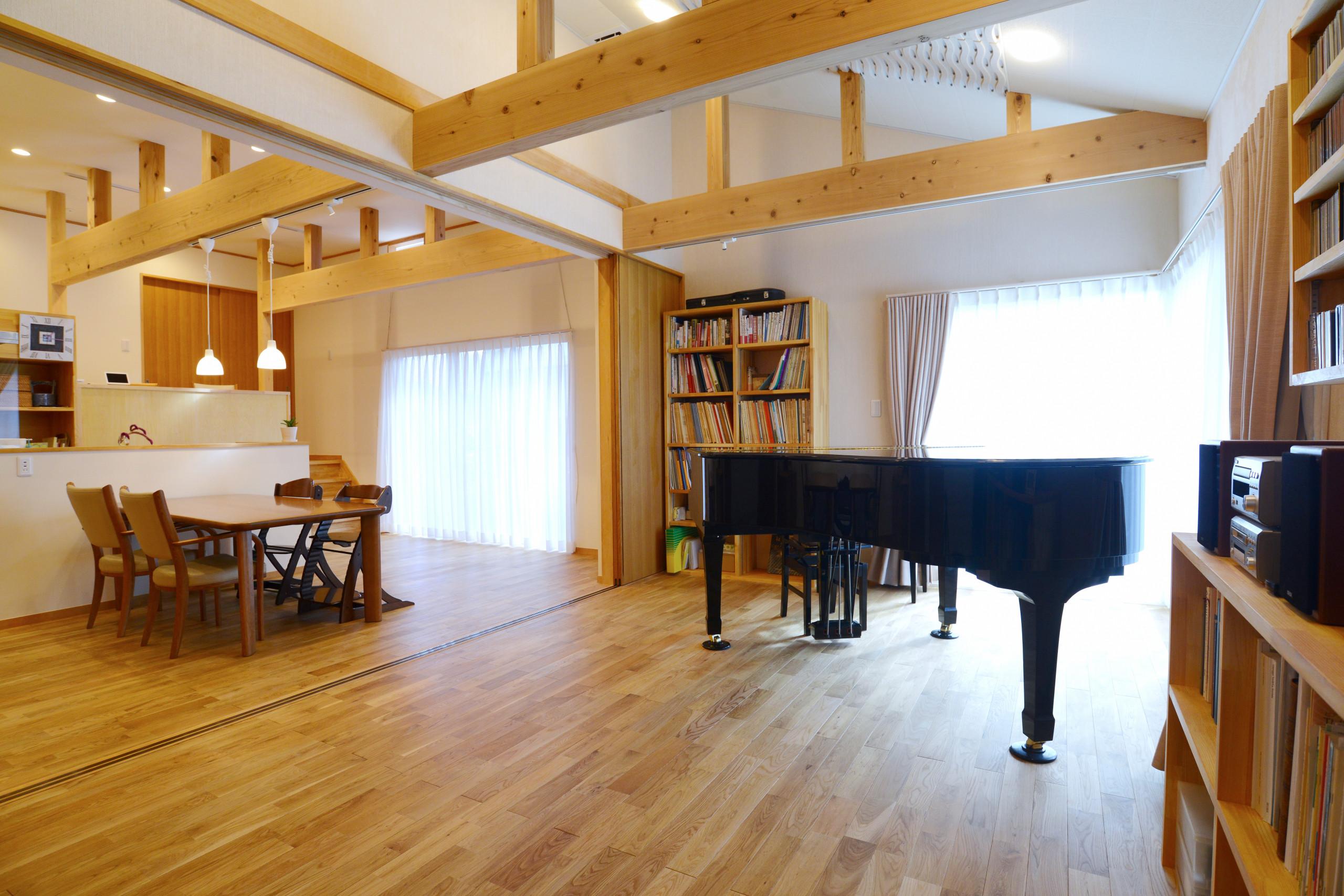 鹿ノ台の家