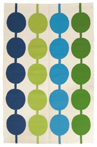 Jonathan Adler Lollipop Rug in Rugs eclectic rugs