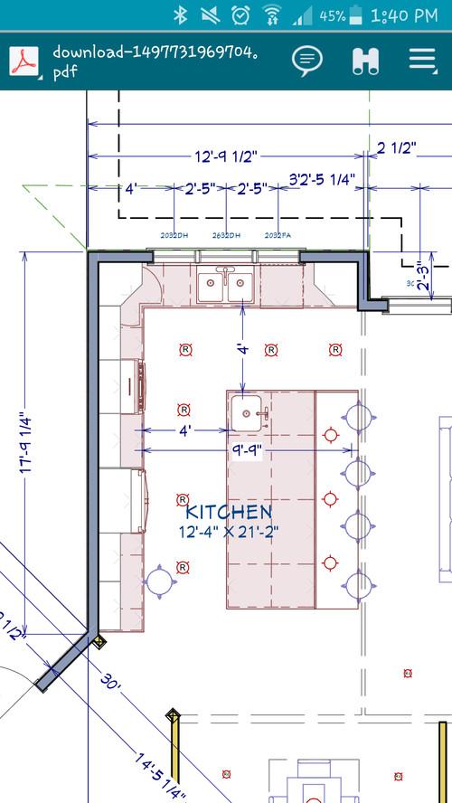 Big Kitchen Floor Plans