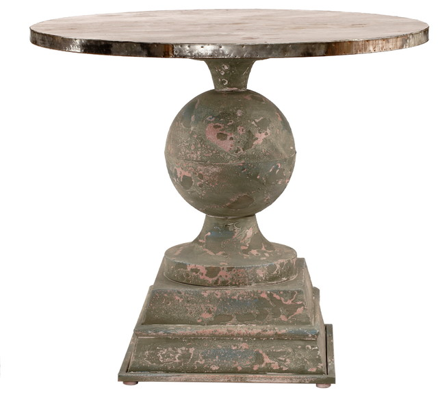 Pedestal Dining Table 47x32.