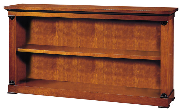 Cuevas Bookcase Low Transitional Bookcases By ACANTO