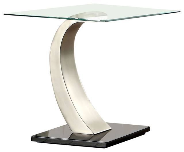 Delicieux Fayette Contemporary End Table