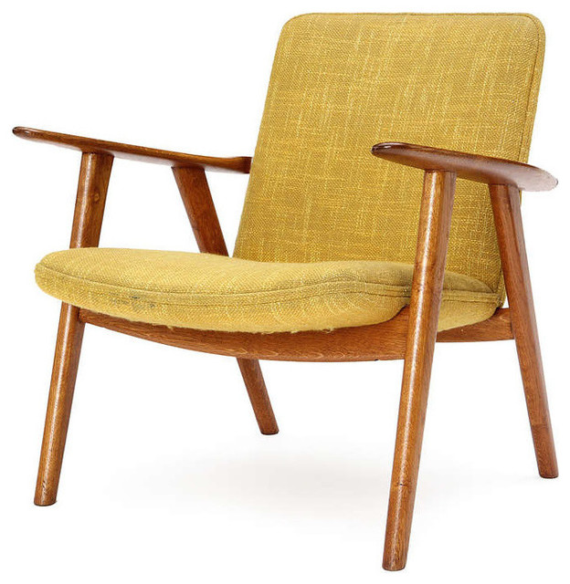 Superbe Oak Reading Chair