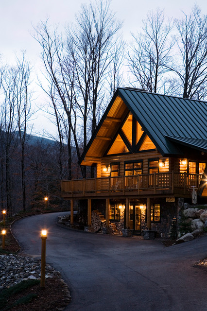 Rocky mountain log homes manchester floor plan for Rocky mountain home builders