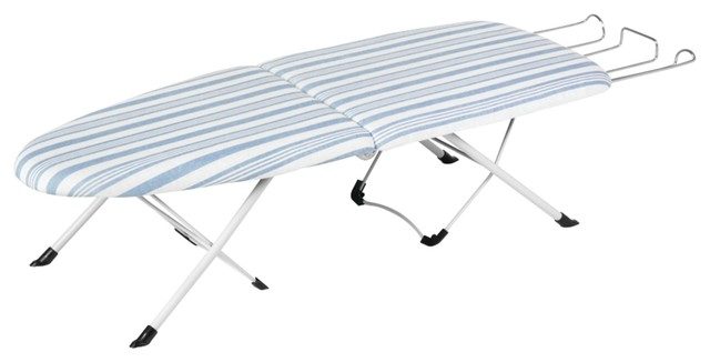 Honey-Can-Do Foldable Tabletop Ironing Board.
