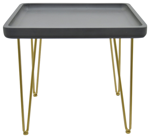 Three Hands Side Table
