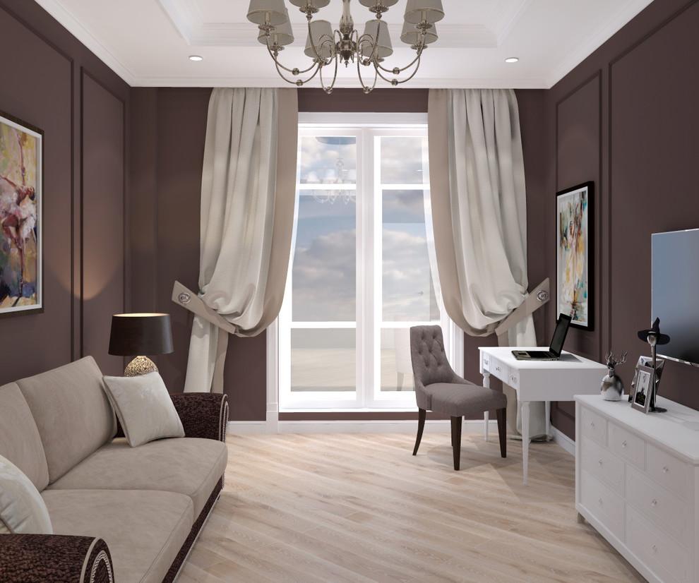 Кабинет (гостевая спальня)