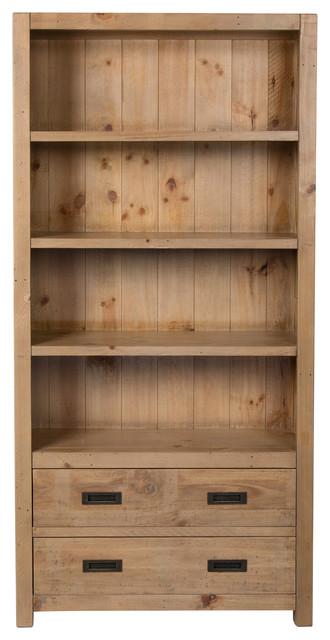 Ancona Rustic Bookcase.