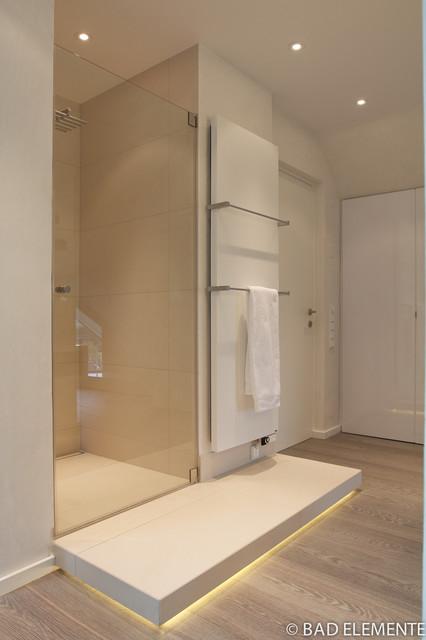 Schlafzimmer Modern Mit Badezimmer - Wohndesign