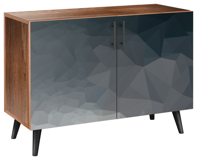 Credenza Contemporary : Swedish mid century modern teak credenza for sale at stdibs