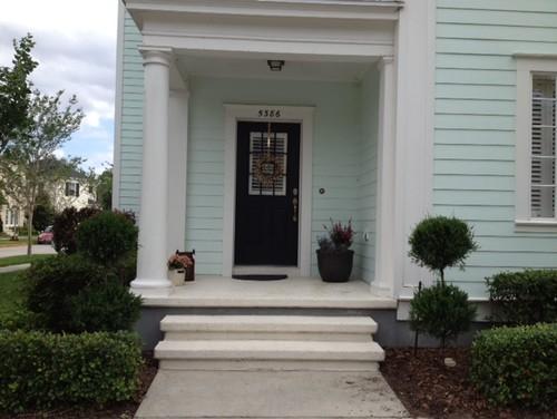 Pa cut bluestone for my front porch for Bluestone front porch