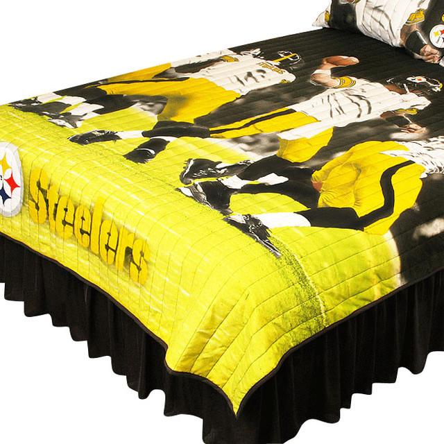 Charmant Pittsburgh Steelers Bathroom Decor Thedancingparent Com