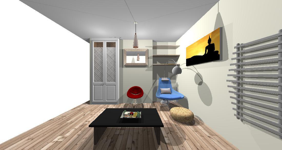 Boy's Den Room