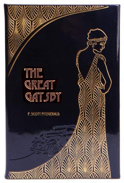 The Great Gatsby Book Contemporary Books By Graphic