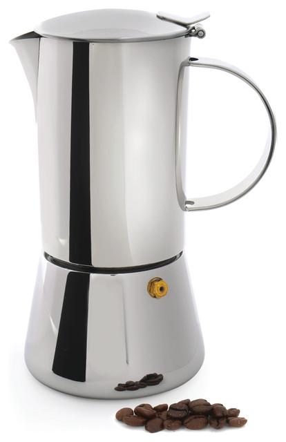 Studio Espresso Coffee Maker 300ml Contemporary