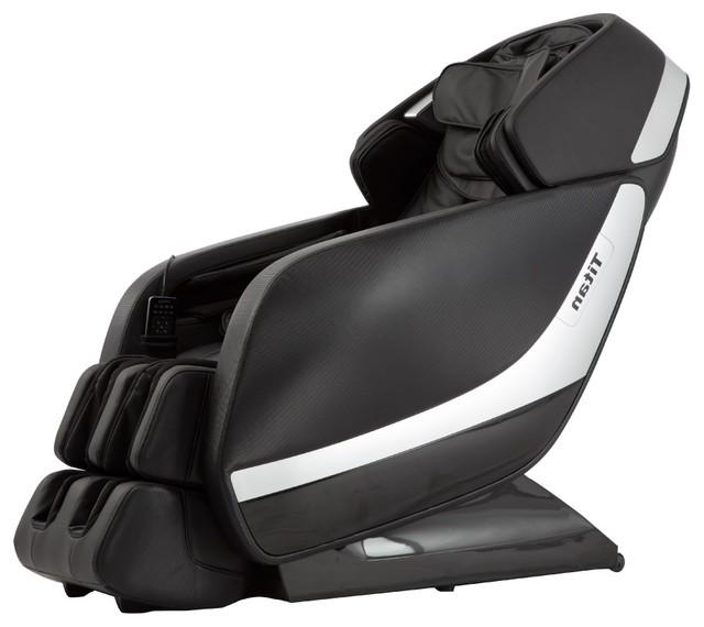 Titan Pro Jupiter XL L-Track 3D Massage Chair with Space Saving, Zero Gravity by Titan Chair LLC