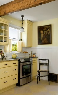 Donna DuFresne traditional kitchen