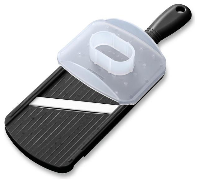 Kyocera Ceramic Slicer With Handguard, Black