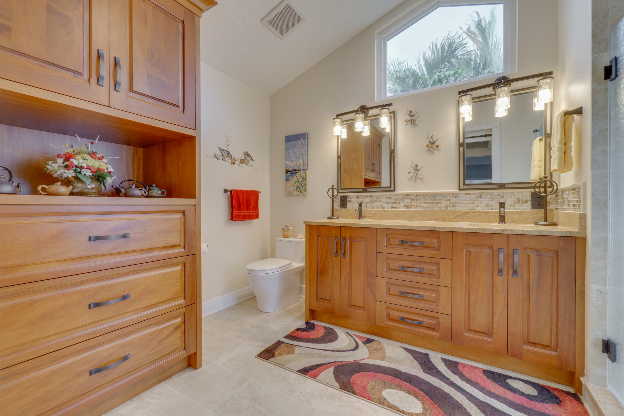 Traditional Kitchen and Bath Remodel