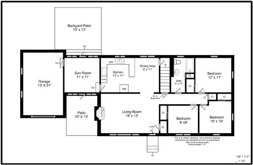 Small Bedroom Plan converting small bedroom to a formal dining room?