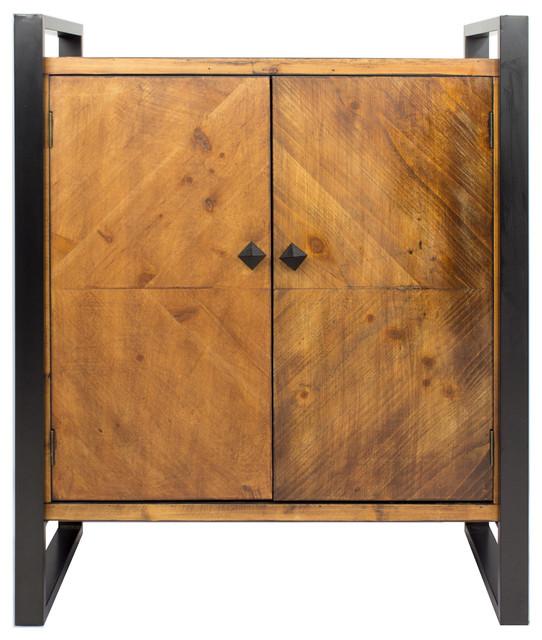 Emerson 2-Door Sideboard, Brown