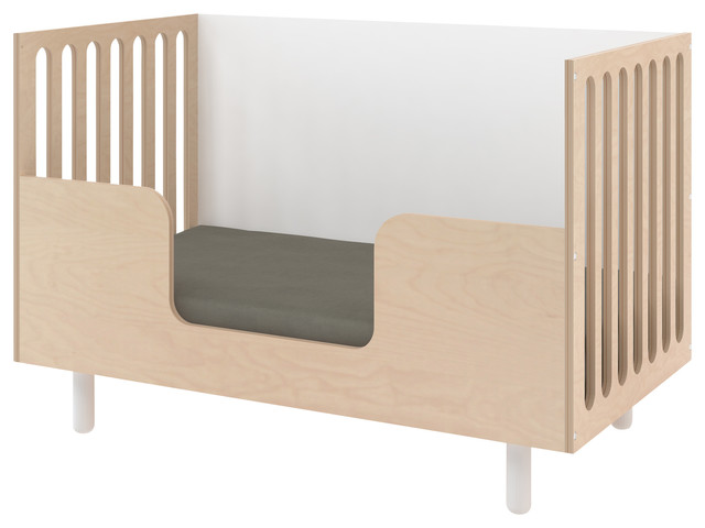 Fawn Toddler Bed Conversion Kit, Birch.