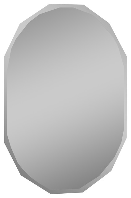 Diamond Bathroom Mirror.