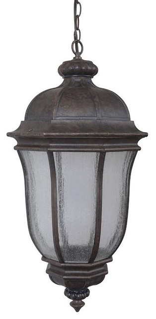 Exteriors Harper Traditional Outdoor Hanging Light, Large X-Del-211-1233z.